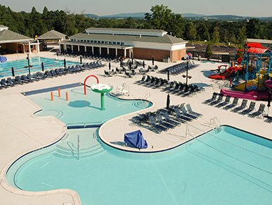 Swimming Pools at Bellewood Golf Club